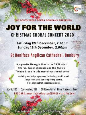 Christmas Choral Concert 2020